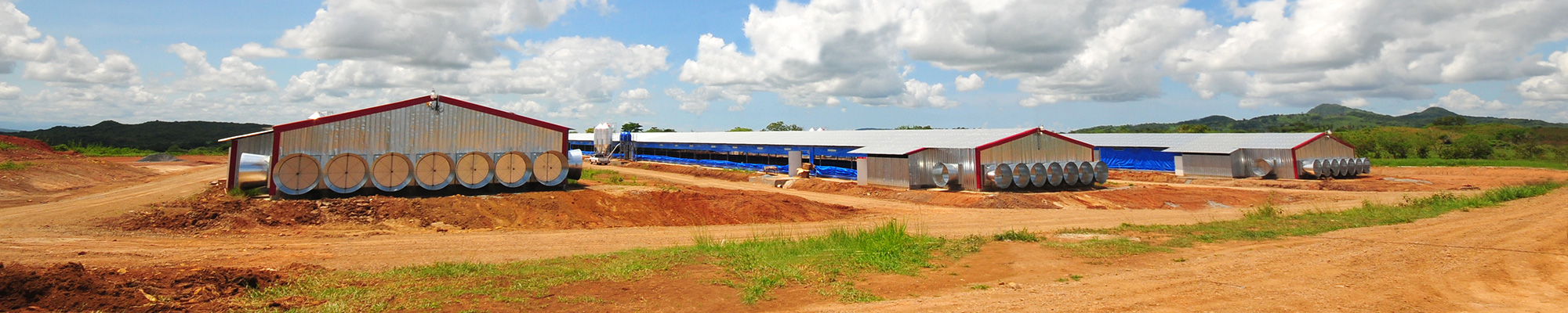 Dry Fumigation poultry houses