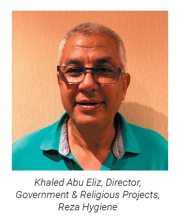 Khaled Abu Eiz CEO