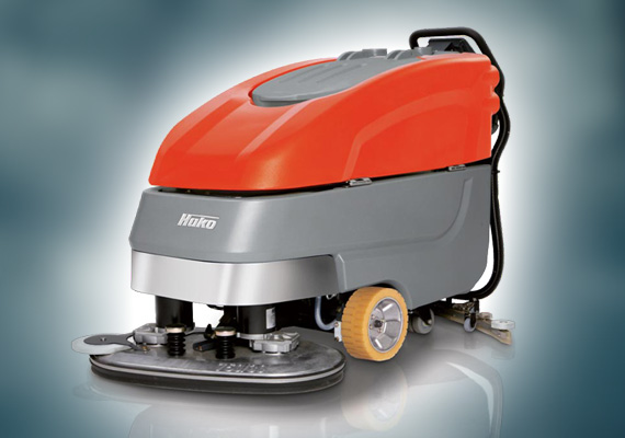 Floor Machinery - Scrubber Driers